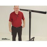 Darby Hitch Cargo Carrier - Load Extender - DTA944 Review