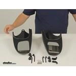 Longview Custom Towing Mirrors - Slide-On Mirror - CTM1600 Review