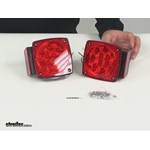 Optronics Trailer Lights - Tail Lights - TLL28RK Review