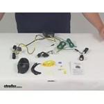 Tekonsha Custom Fit Vehicle Wiring - Trailer Hitch Wiring - 118519 Review