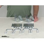 Ultra-Fab Products Skid Wheels - Hitch Mount - UF48-979017 Review