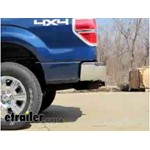 Trailer Hitch Installation - 2011 Ford F-150