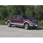 Front Mount Trailer Hitch Installation - 2009 Ford F-250