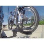 Kuat NV 2.0 2-Bike Platform Rack Test Course
