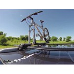 Kuat TRIO Roof Bike Rack Test Course