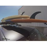 Yakima SupPup Stand Up Paddleboard Carrier Test Course