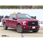 Blue Ox Base Plate Kit Installation - 2016 Ford F-150