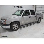 CIPA Custom Towing Mirror Installation - 2005 Chevrolet Silverado