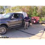 Curt Echo Mobile Trailer Brake Controller Installation - 2019 Ford F-150