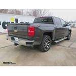 Trailer Wiring Harness Installation - 2014 Chevrolet Silverado 1500