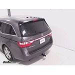 Curt Tri-Ball Mount Review - 2012 Honda Odyssey