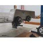 Dexter 12 Inch Electric Trailer Brake Installation