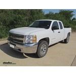 Fifth Wheel Installation - 2012 Chevrolet Silverado