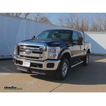 Front Mount Trailer Hitch Installation - 2012 Ford F-250