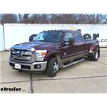 Draw-Tite Front Mount Trailer Hitch Installation - 2013 Ford F-250 and F-350 Super Duty