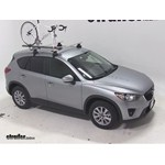 Kuat TRIO Roof Bike Rack Review - 2015 Mazda CX-5