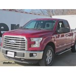 Longview Slip On Towing Mirrors Installation - 2015 Ford F-150