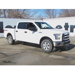 Longview Slip On Towing Mirrors  Installation - 2016 Ford F-150