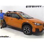 Rhino Rack Roof Rack Review - 2018 Subaru Crosstrek