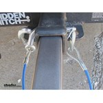 Roadmaster Straight Safety Cables Installation