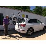 SeaSucker Komodo Trunk Bike Rack Review - 2010 Audi Q5