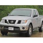 Trailer Hitch Installation - 2008 Nissan Frontier - Draw-Tite