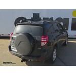 Trailer Hitch Installation - 2010 Toyota RAV4 - Draw-Tite