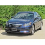 Trailer Hitch Installation - 2011 Honda Accord