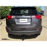 Trailer Hitch Installation - 2013 Toyota RAV4 - Draw-Tite