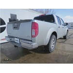Trailer Hitch Installation - 2014 Nissan Frontier - Curt