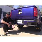 Draw-Tite Max-Frame Trailer Hitch Installation - 2017 Chevrolet Colorado