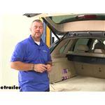 Curt Powered Tail Light Converter Installation - 2014 BMW X5