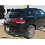 Trailer Wiring Harness Installation - 2014 Lincoln MKX