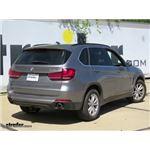 Trailer Wiring Harness Installation - 2015 BMW X5