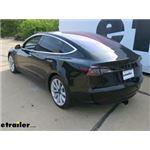 Trailer Wiring Harness Installation - 2018 Tesla Model 3