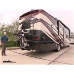 Yakima RoadTrip 4 Bike Rack Review - 2013 Forest River Georgetown Motorhome