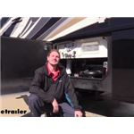 LaSalle Bristol RV Black Water Waste Valve Body Review and Installation