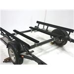 CE Smith Boat Trailer Carpeted Bunk Boards Review