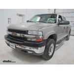 CIPA Custom Towing Mirrors Installation - 2001 Chevrolet Silverado