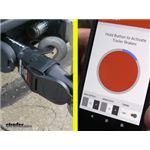 Curt Echo Mobile Trailer Brake Controller Review
