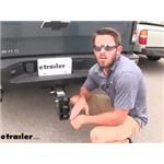 etrailer.com Trailer Hitch Lock Review