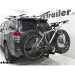 Hollywood Racks Sport Rider SE2 2 Fat Bike Platform Rack Review