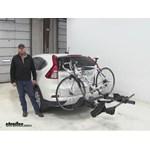 Kuat  Hitch Bike Racks Review - 2015 Honda CR-V