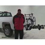 Kuat  Hitch Bike Racks Review - 2016 Chevrolet Silverado 2500