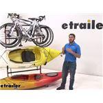 Malone FS Ski Bike and Kayak Storage Rack Review