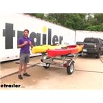 Malone MicroSport Trailer for 2 Heavy Boats Review and Assembly