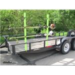 Tow-Rax Trimmer Rack for Open Utility Trailers Review