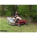 Rackem Lawn Mower Grass Catcher Review and Installation