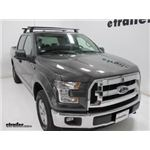 Rhino Rack Roof Rack Review - 2017 Ford F-150