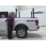 Rola  Ladder Racks Review - 2015 Ford F-150
